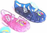 retail Teletubbies jellies sandals